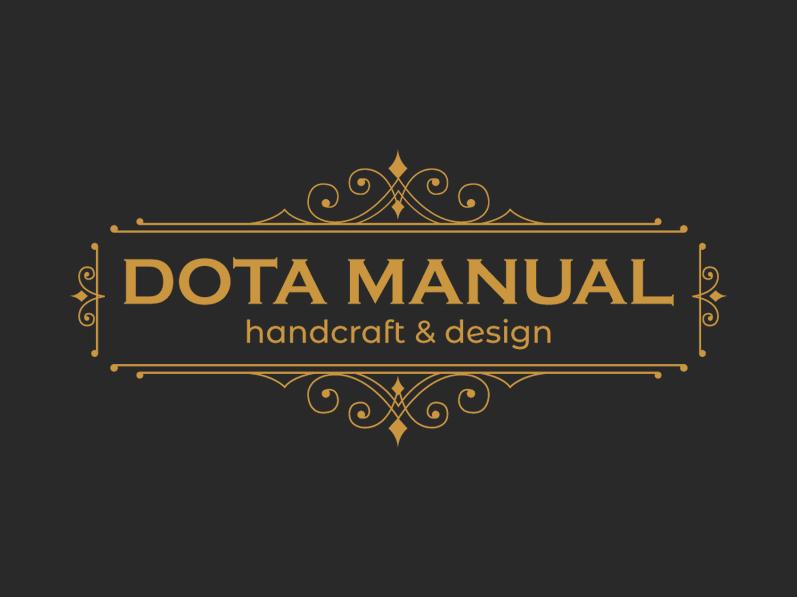 DOTA MANUAL / web shop